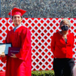 Kennedy Eagles fly toward futures in drive-through graduation