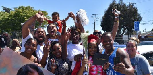 Richmond High celebrates Class of 2020