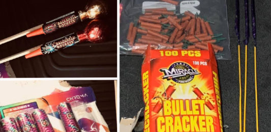 Local police departments invite public to webinar on fireworks problem