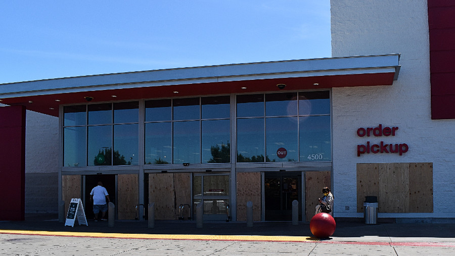 Target Richmond Boarded Up Amid Unrest Richmond Standard