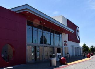 Target Richmond remains open amid unrest