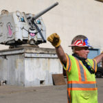 Red Oak Victory procures long-sought-after WWII Navy deck gun