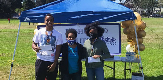 Local students win gold medals, scholarships in NAACP competition