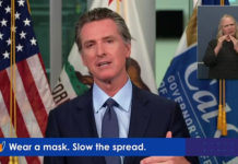 Gov. Newsom: Schools must stay closed if county is on coronavirus watch list