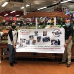 Las Montañas Supermarket funds gift cards for families amid pandemic