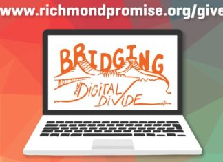 Richmond Promise launches campaign to equip scholars with computers