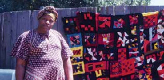 Berkeley exhibit features late Richmond artist Rosie Lee Tompkins