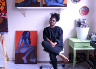 Richmond artist becomes creative entrepreneur amid pandemic