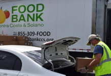 Free drive-thru food giveaway coming to Richmond Civic Center