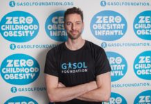 Pau Gasol summit aims to keep families healthy amid pandemic