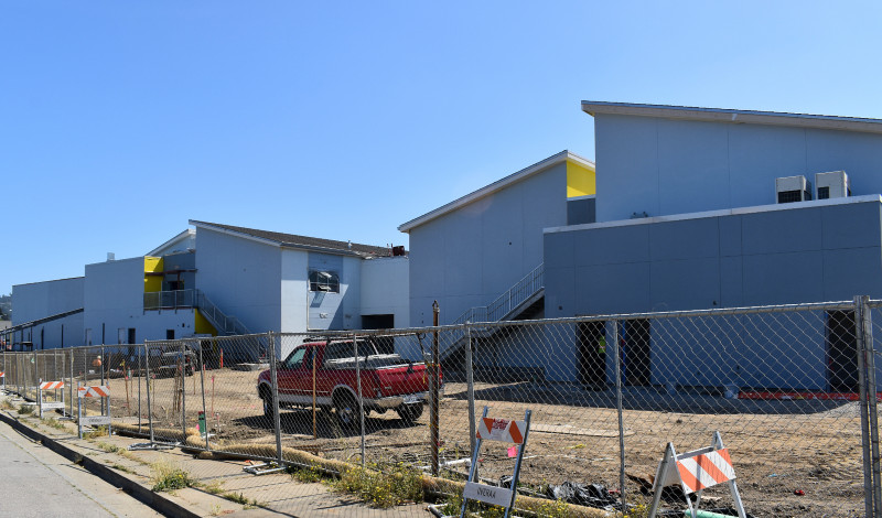 Michelle Obama Elementary campus in Richmond nears completion