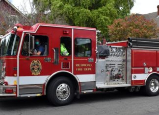 Firefighter's union warns against potential staff cuts