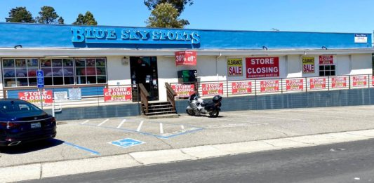 Blue Sky Sports to close after 40 years in Pinole