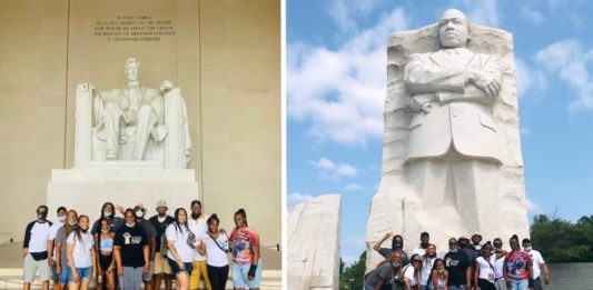 East Bay Soldiers' trip to D.C. goes beyond basketball