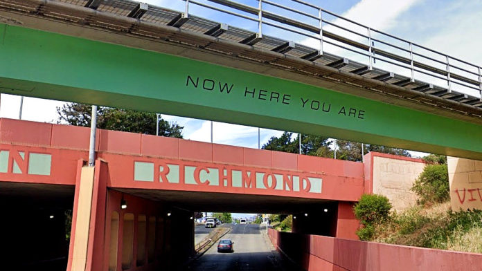 Richmond police investigate midday robbery at BART underpass