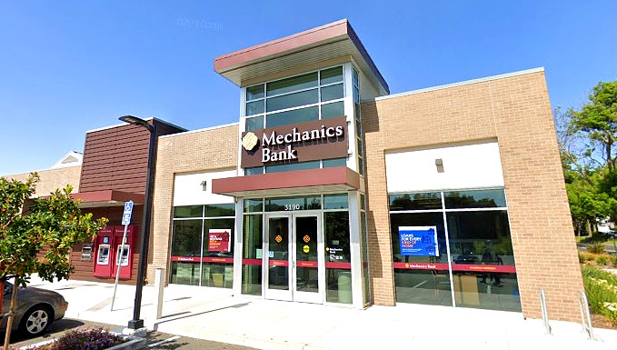 Mechanics Bank's no fee coin collection expands to Hilltop branch