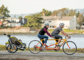 'Bike to Wherever Days' off and rolling in September