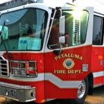 San Pablo man arrested for striking on-duty Petaluma firefighter with car