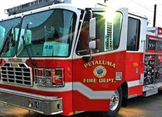 San Pablo man arrested for striking on-duty Petaluma firefighter with car