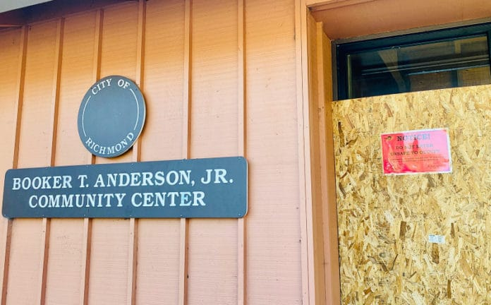 Council approves contract to restore Booker T. Anderson Community Center
