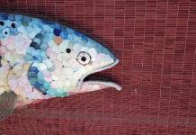 What's up with the fish? Virtual tour details Civic Center public art