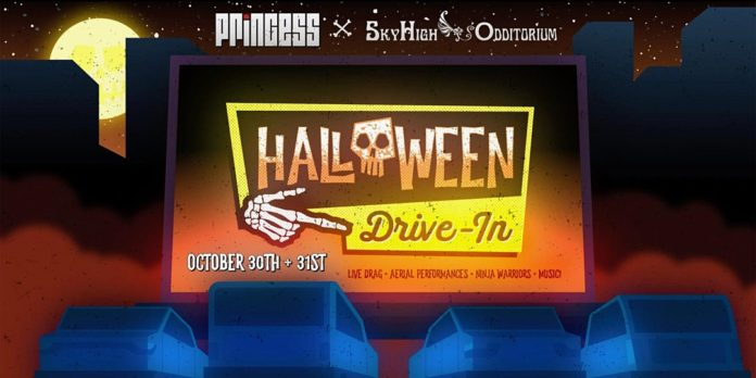 Halloween drive-in in Richmond to feature drag artists, aerialists and ninjas