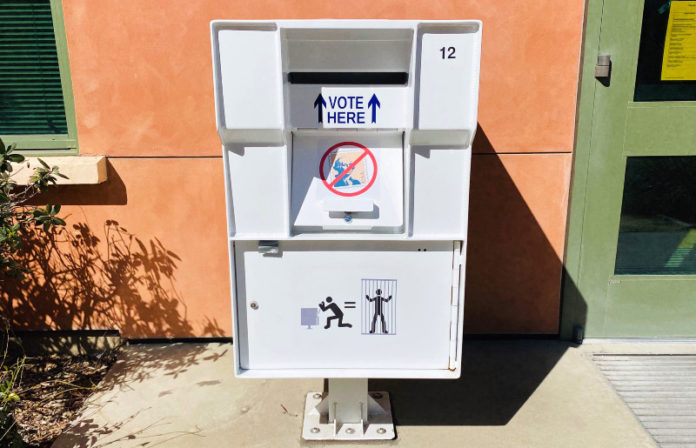 County advises residents on how to vote safely in election