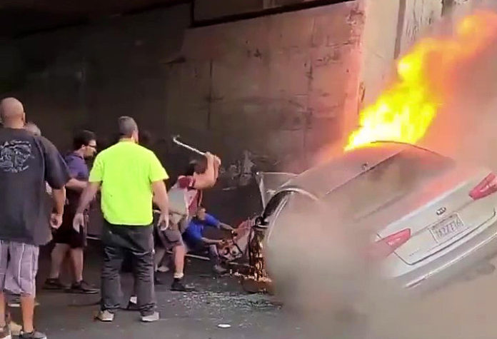 Two die in crash on I-80 in San Pablo