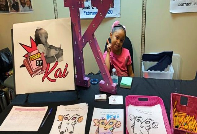 Richmond native co-authors book with 6-year-old granddaughter