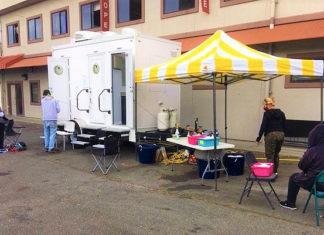 SOS! Richmond brings 'Shower Power' to people facing homelessness