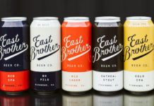 East Brother Beer expands distribution to Keystone State