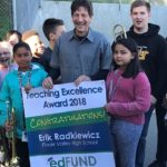 Ed Fund seeks nominations for Teaching Excellence Award
