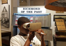 Chevron-museum collab takes students on a 'Virtual Field Trip' through history