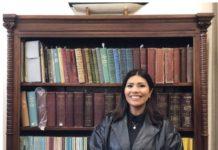 Museum Educator Tatiana Ortiz