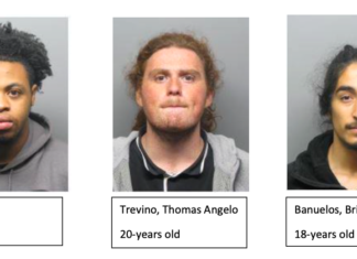 Two injured in San Pablo shooting; three suspects arrested