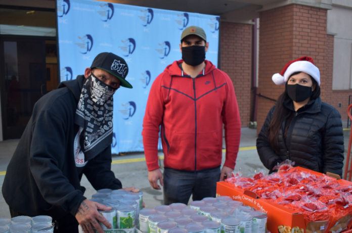 Richmond collaborations deliver hope amid difficult holiday season