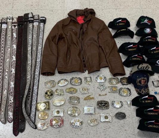 Los Leyva Western Wear burglary suspect busted while shoplifting at Home Depot