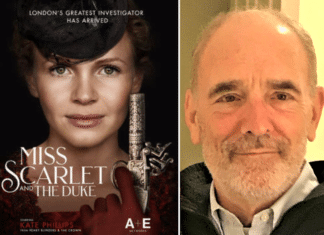 Creative force behind hit PBS show 'Miss Scarlet & The Duke' is a former Richmond newsman