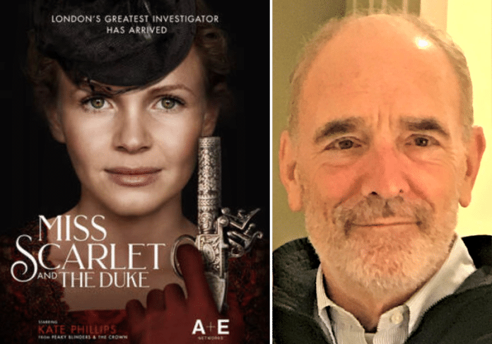 Creative force behind hit PBS show 'Miss Scarlet & The Duke' is a former Richmond newsman
