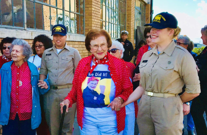 Rosie the Riveter trailblazer, Agnes Moore, passes away at 100