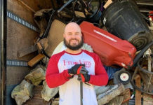 Big Tone's Hauling & Moving inspired by hard work, family
