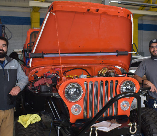 Father and his two sons driving force behind J&E Auto Repairs