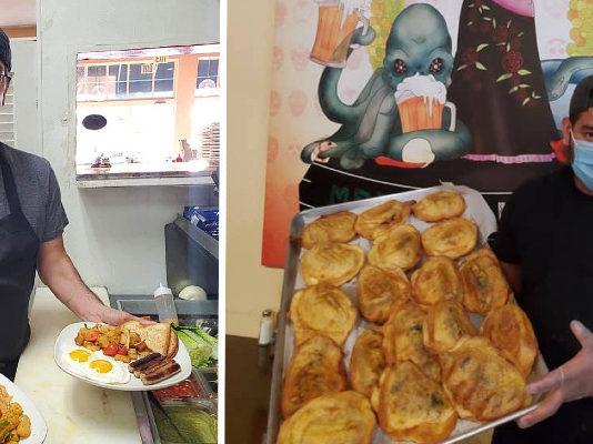 Grateful for its loyal customers, La Lupita keeps cooking amid pandemic