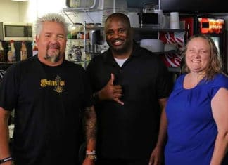 Richmond native's restaurant featured on Guy Fieri's 'Diner's, Drive-Ins and Dives'