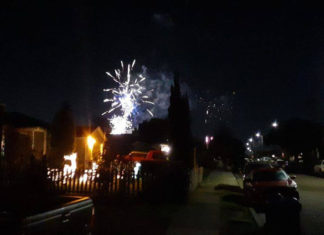 Richmond police report drop in NYE fireworks calls