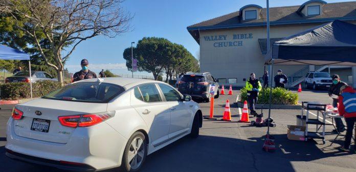 Contra Costa County fire agencies hosting COVID-19 vaccination clinics
