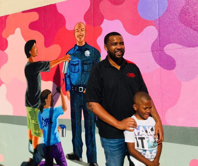 Richmond native Brandon Evans shares perspective on Black History Month
