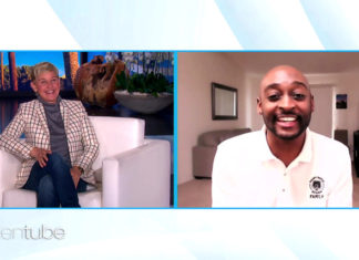 Ellen DeGeneres surprises Richmond 'Tik Tok' principal with generous school gift