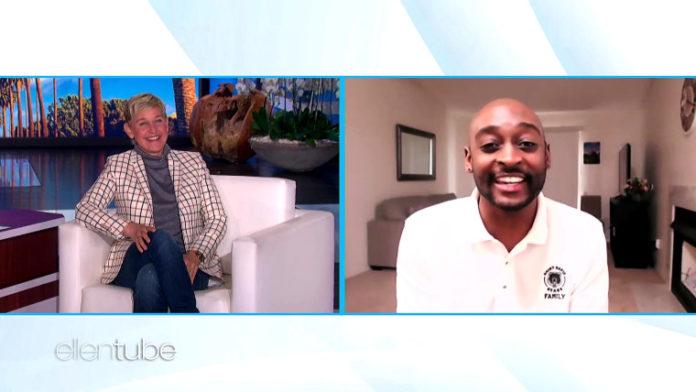 Ellen DeGeneres surprises Richmond 'Tik Tok' principal with generous school gift