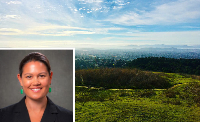Sabrina Landreth becomes first female GM of East Bay Regional Park District